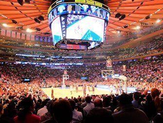 New York Knicks - Madison Square Garden