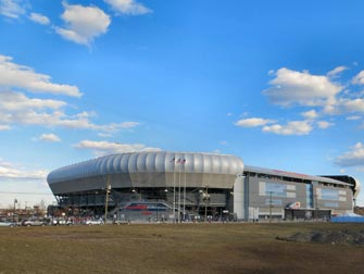 New York Red Bulls - Stade