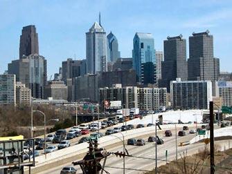 Philadelphia et Amish Country - Paysage Urbain Philadelphie