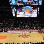 Top 10 à New York - Knicks