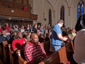 Visite Gospel NYC Habitants