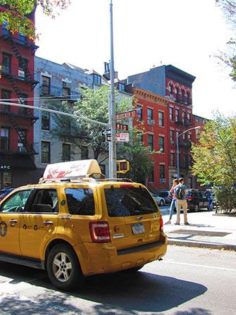Visite Guidée Sex and the City - The Village