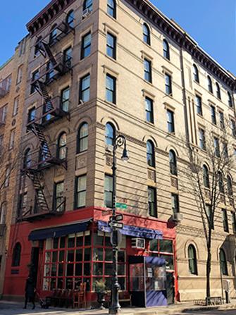 Visite guidée du cinéma et de la télévision à New York - Friends