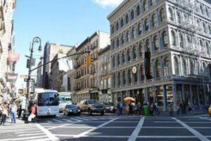 Visite guidée du cinéma et de la télévision à New York