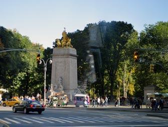 Visite guidée du cinéma et de la télévision à New York - Central Park