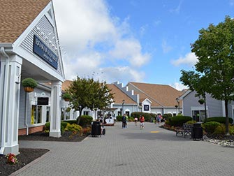 Woodbury Common - Boutiques