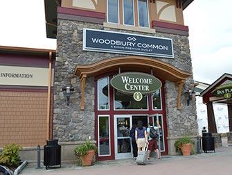 Woodbury Common - Centre d'accueil