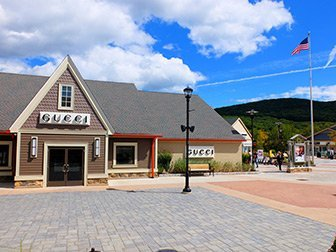Woodbury Common Premium Outlet Center à New York - Gucci