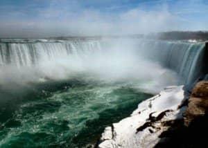 Niagara Falls en Avion