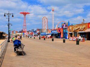 Coney Island à New York