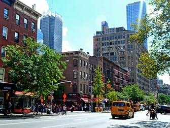 Th Street New York New York Hell S Kitchen