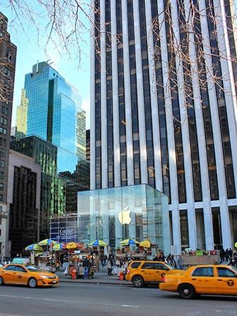 Appareils électroniques et gadgets NYC - Apple Store