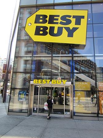 Appareils électroniques et gadgets à NYC - BestBuy