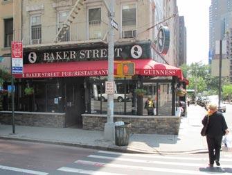 Baker Street New York