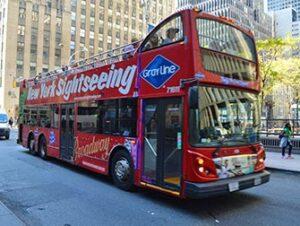 Formule Bus Touristique plus Attractions New York