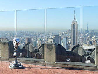 Formule Bus Touristique plus Attractions New York - Empire State Building