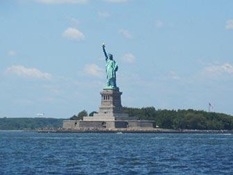 Formule Bus Touristique plus Attractions New York - Statue de la Liberté