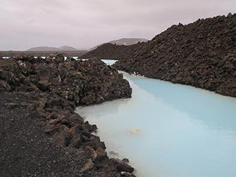 Escale en Islande - Blue Lagoon