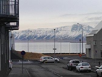 Escale en Islande - Vue sur un Lac