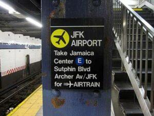 Transfert de Manhattan à l'aéroport JFK