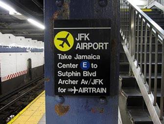 transfert de manhattan a l aeroport jfk
