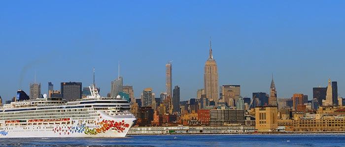 Transport entre Manhattan et les Ports de Croisière