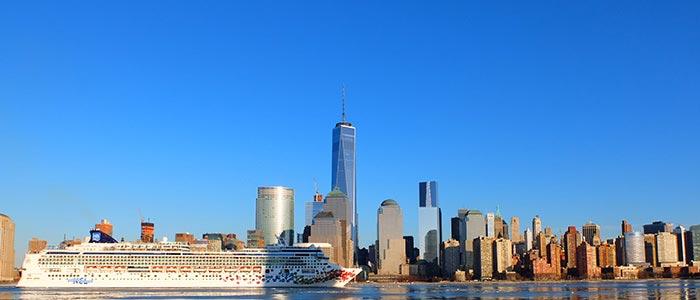 Transport entre les Aéroports de New York et les Ports de Croisière