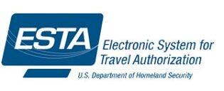 ESTA - Electronic System for Travel Authorization