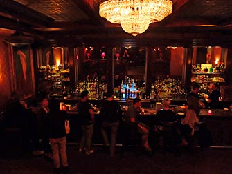 Bars clandestins à New York - Cocktail Bar