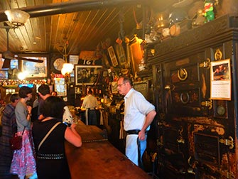 Visite guidée des bars clandestins à New York - Speakeasy