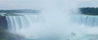 New York aux Niagara Falls en Avion Privé