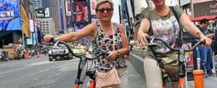 Visite guidée de Manhattan à vélo
