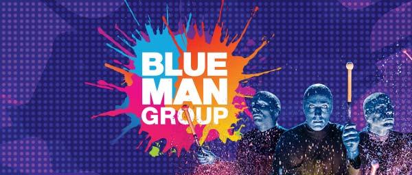 Billets pour Blue Man Group a New York