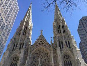 Cathédrale Saint Patrick à New York