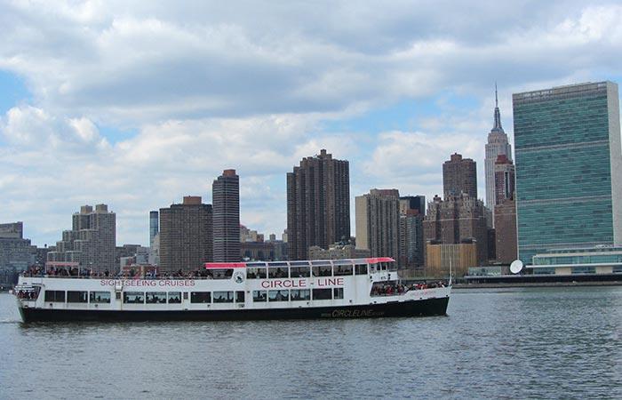Croisières Circle Line à New York