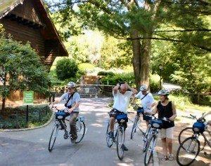 Visites guidées de New York a vélo