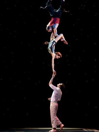 Billets Cirque du Soleil à New York - Acrobates