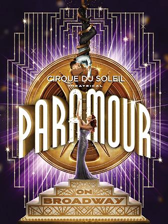 Billets Cirque du Soleil à New York - Affiche