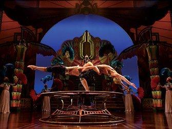 Billets Cirque du Soleil à New York - Balance