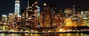 Visite nocturne de New York