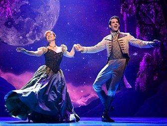 Billets pour Frozen à Broadway - Anna et Hans