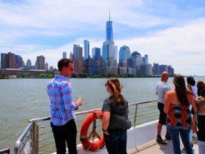 Bateaux Lunch Cruise à New York - Vue