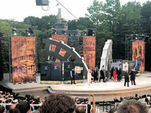 Shakespeare in the Park à New York