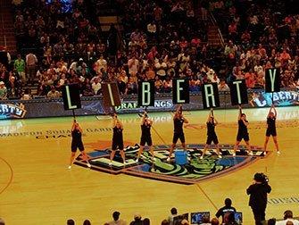 New York Liberty Basketball Tickets - Match
