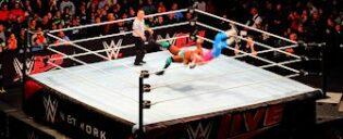 Tickets pour la lutte WWE à New York