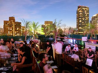 Visite guidée des rooftop bars à New York - 230 Fifth