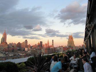 Visite guidée des rooftop bars à New York - PHD