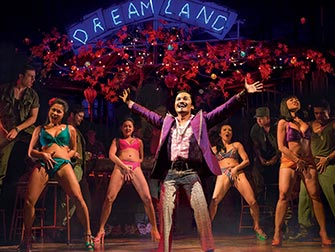 Billets pour Miss Saigon à Broadway - Dreamland