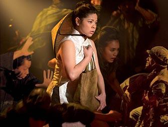 Billets pour Miss Saigon à Broadway - La guerre