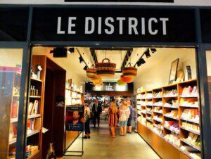 Le District à New York
